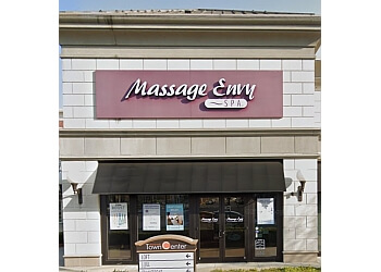 Hampton massage therapy Massage Envy
