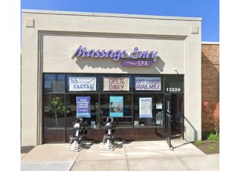 Kansas City massage therapy Massage Envy
