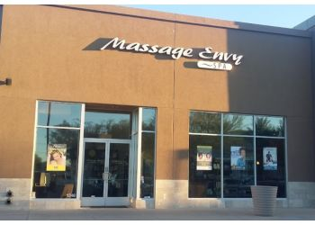 Peoria massage therapy Massage Envy
