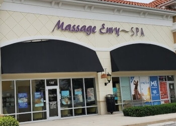 Port St Lucie massage therapy Massage Envy
