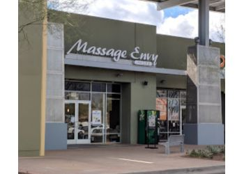 Tempe massage therapy Massage Envy
