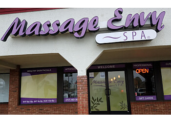 Virginia Beach massage therapy Massage Envy