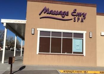 Albuquerque massage therapy Massage Envy Riverside Plaza