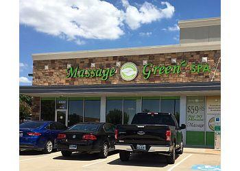 Frisco massage therapy Massage Green SPA