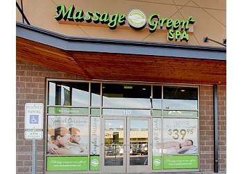Colorado Springs massage therapy Massage Green Spa