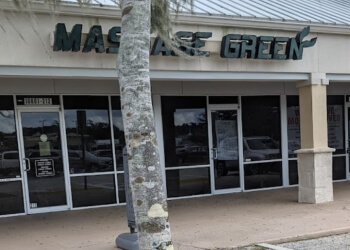 Jacksonville massage therapy Massage Green Spa