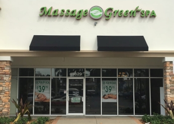 Pembroke Pines spa Massage Green SPA