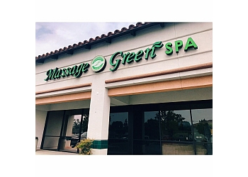 Riverside massage therapy Massage Green Spa