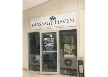 Miami massage therapy Massage Haven