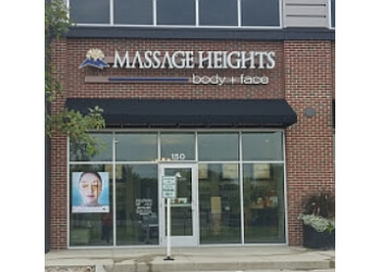 Cedar Rapids massage therapy Massage Heights