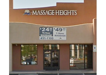Henderson massage therapy Massage Heights