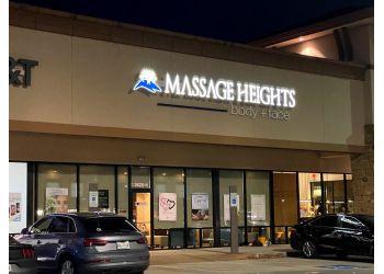 Houston massage therapy Massage Heights