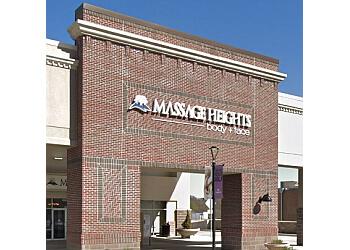 Kansas City massage therapy Massage Heights