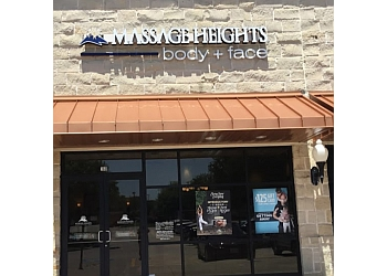 McKinney massage therapy Massage Heights