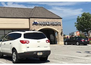 Omaha massage therapy Massage Heights