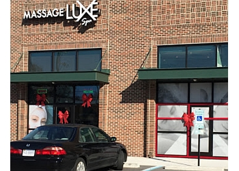 Norfolk massage therapy MassageLuXe