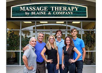 Miramar massage therapy Massage Therapy by Blaine & Company