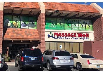Las Vegas massage therapy Massage Well