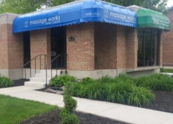 Fort Wayne massage therapy Massage Works Therapy Center