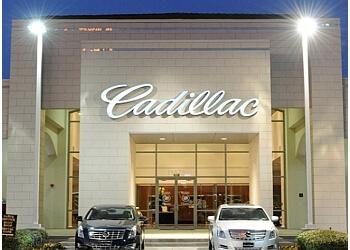 Garland car dealership Massey Cadillac-Dallas