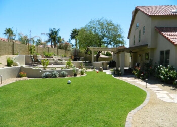 Phoenix landscaping company MasterAZscapes LLC
