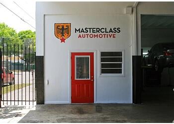 Miami car repair shop MasterClass automotive