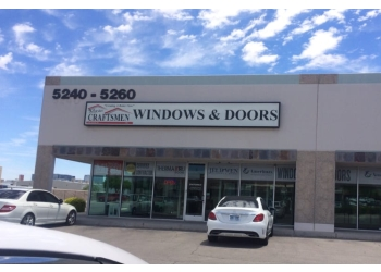 Las Vegas window company Master Craftsmen Inc.