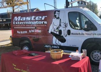 Fayetteville pest control company Master Exterminators, Inc