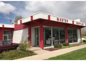 Salt Lake City car repair shop Master Muffler & Brake Complete Auto Care