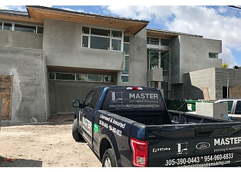 Fort Lauderdale painter Master Painting and Remodeling