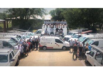 Houston chimney sweep Master Services