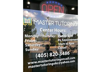 Oklahoma City tutoring center Master Tutoring
