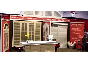 Jacksonville window treatment store Mastercraft Shutters & Blinds