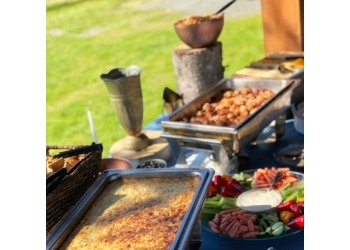 Anchorage caterer Master's Catering