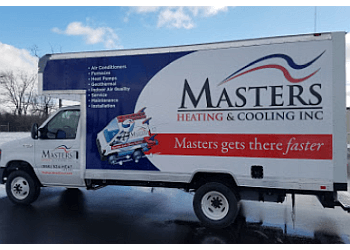 Fort Wayne hvac service Masters Heating & Cooling Inc.