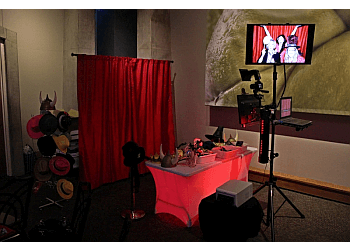 Aurora photo booth company Masters Memories Photo Booths