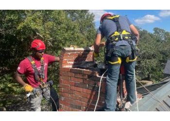 Oklahoma City chimney sweep Masters Services