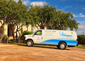 San Antonio carpet cleaner Master's Touch Steam Cleaning