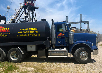Toledo septic tank service Mastin Septic and Well Service