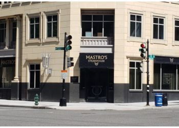 Washington steak house Mastro's Steakhouse