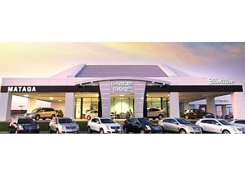Stockton car dealership Mataga Buick GMC Cadillac