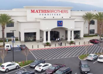 Ontario furniture store Mathis Brothers