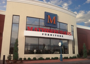 Tulsa furniture store Mathis Brothers Furniture