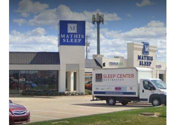 Oklahoma City mattress store Mathis Sleep Center