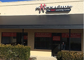 Durham tutoring center Mathnasium