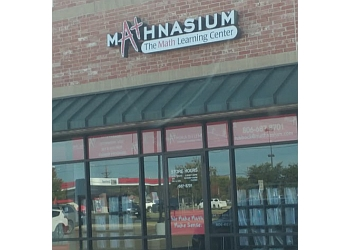 Lubbock tutoring center Mathnasium