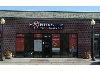 Omaha tutoring center Mathnasium