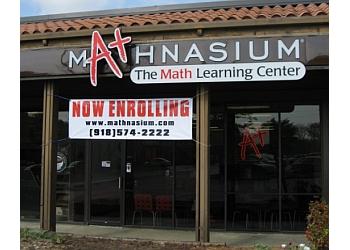 Tulsa tutoring center Mathnasium