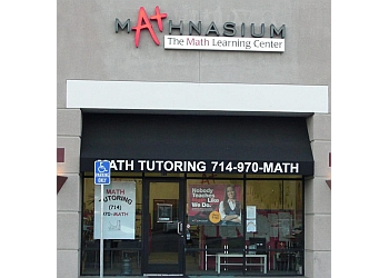Anaheim tutoring center Mathnasium