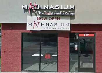 Glendale tutoring center Mathnasium LLC.